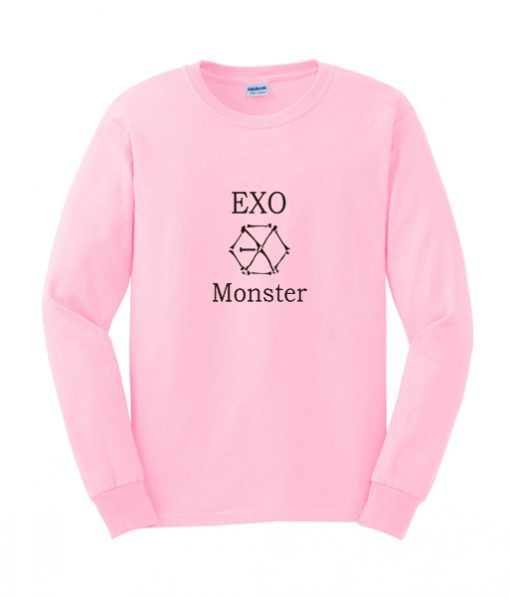 Exo Monster Sweatshirt