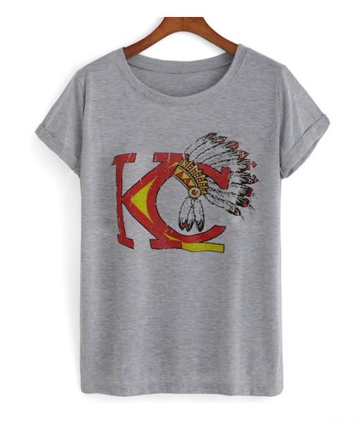 Kansas City Chiefs Vintage T Shirt