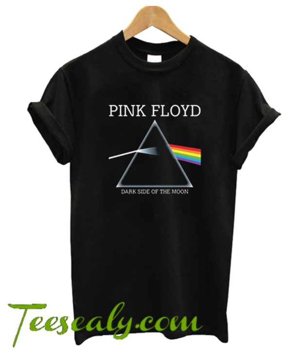 Pink floyd dark side of the moon t shirt