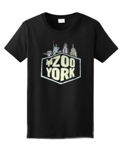 Zoo York Black T-Shirt