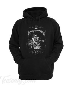 Worn Doll Billy Butcherson Hocus Pocus Zombie hoodie