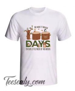 100 Days Smarter StylishT-Shirt