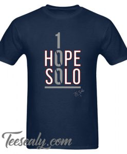 1 Hope Solo Stylish T shirt