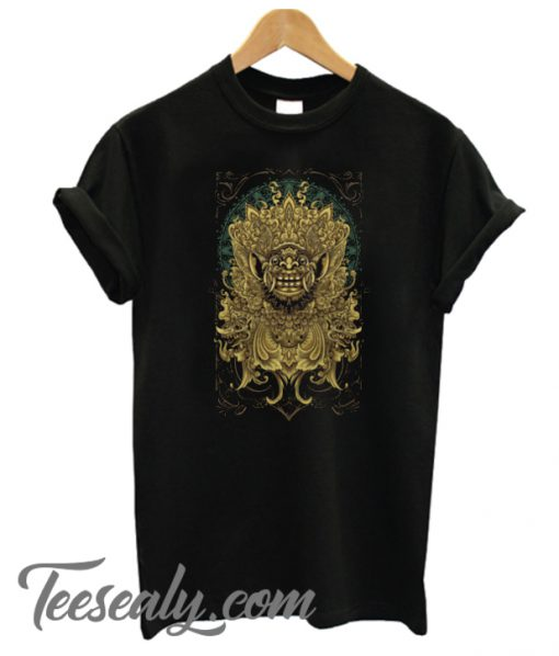 Balinese Barong Reanimation Stylish T-Shirt