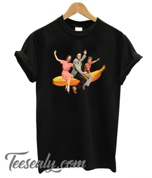 Banana Boat Stylish T-Shirt