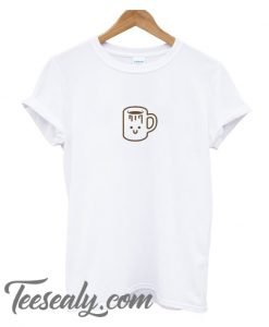 Clumsy Coffee Cup Stylish T shirt