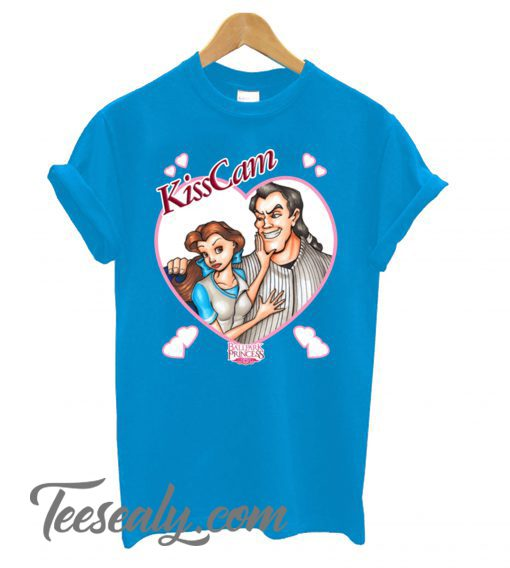 Fairytale Kiss Cam Brawny Stylish T shirt