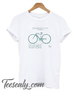 Vintage Bicycle Stylish T-Shirt
