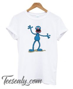 Vintage Grover Stylish T-Shirt