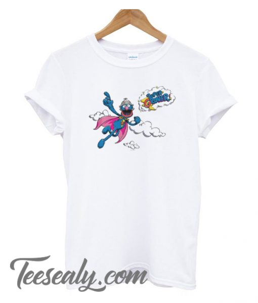 Vintage Super Grover Stylish T-Shirt