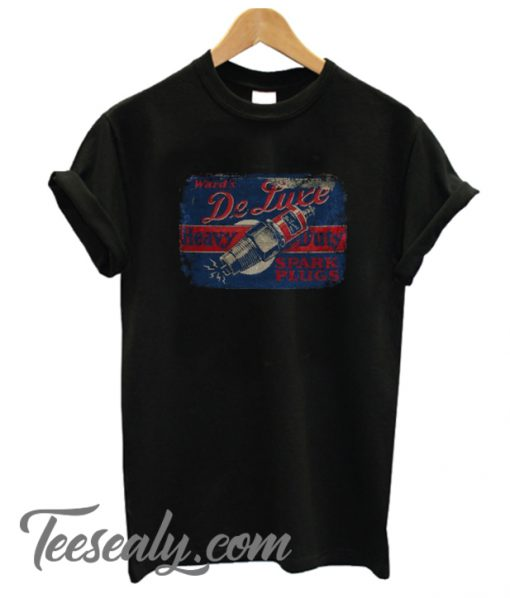 Wards Deluxe Spark Plugs Stylish T-Shirt