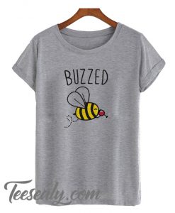 Buzzed Stylish T Shirt