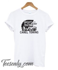 Camel Towing Stylish T-Shirt