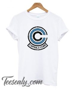 Capsule Corp Stylish T shirt