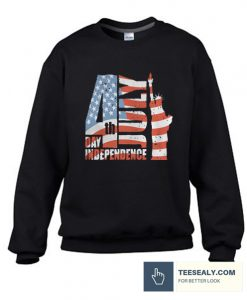 4th July Day Independence Stylish Sweatshirt