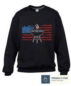 4th of July Stylish Sweatshirt