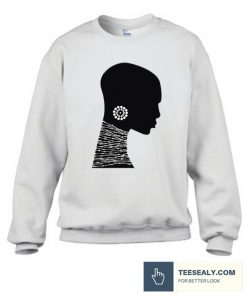 African Queen Stylish Sweatshirt