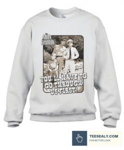 Andy Griffith Show Stylish Sweatshirt