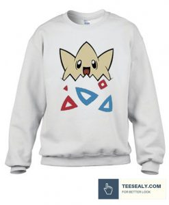 Togepi Pokemon Stylish Sweatshirt