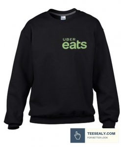 Uber Eats Stylish Sweatshirt