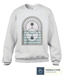 VENN ISLAND Stylish Sweatshirt