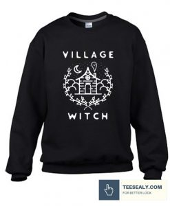 VILLAGE WITCH Stylish Sweatshirt