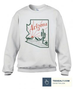 VINTAGE STYLE ARIZONA Stylish Sweatshirt