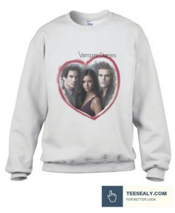 Vampire Diaries Stylish Sweatshirt