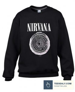 Vintage Nirvana Magnet Stylish SweatshirtVintage Nirvana Magnet Stylish Sweatshirt