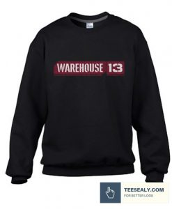 Warehouse 13 Stylish Sweatshirt