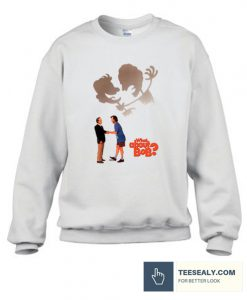 What About Bob Stylish Sweatshirt
