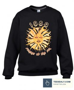 1969 Summer Of The Sun stylish Sweatshirt