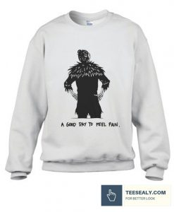 A Good Day To feel pain Stylish Sweatshirt