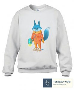ASTROFOX Stylish Sweatshirt