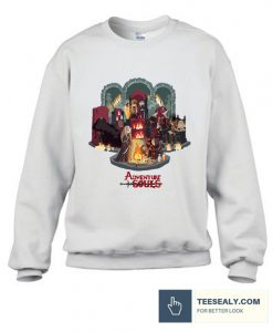 Adventure Soul Stylish Sweatshirt
