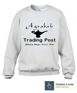 Agrabah Trading Post Stylish Sweatshirt