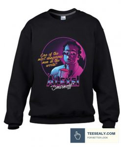 Alexei Stranger Things Stylish Sweatshirt