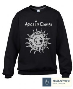 Alice In Chains Stylish Sweatshirt