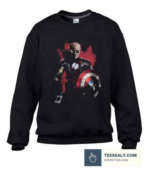 All Marvel Avengers heroes in one Stan Lee stylish Sweatshirt