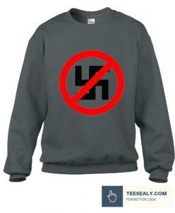 Anti Nazi Support Equal Rights stylish Sweatshirt
