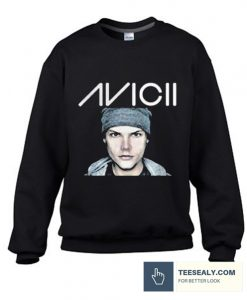 Avici Dj Music stylish Sweatshirt