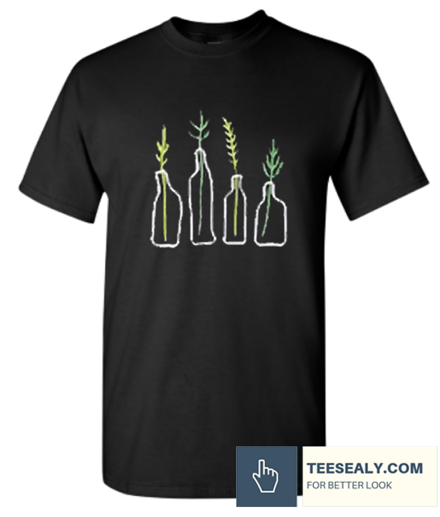 Plants Stylish T Shirt