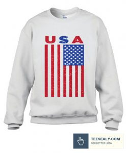USA Flag stylish Sweatshirt