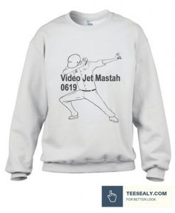 VIDEO JET MASTAH Stylish Sweatshirt