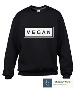 Vegan Stylish Sweatshirt