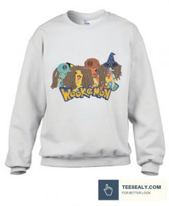 Wookemon stylish Sweatshirt