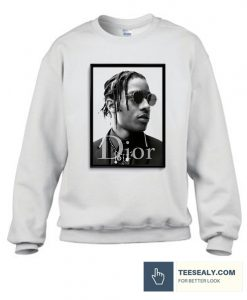 ASAP Rocky DIOR Stylish Sweatshirt