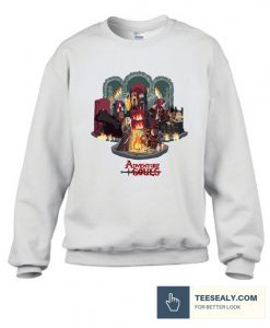 Adventure Souls Stylish Sweatshirt