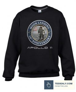 Apollo 11 Stylish Sweatshirt