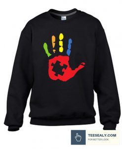 Autism Awareness Stylish Sweatshirt